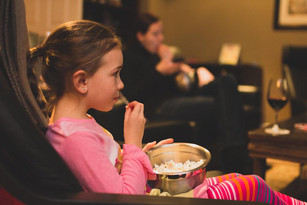 Movie Night by Anthony J, on Flickr