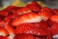 Strawberries (Ana Madeira B.) Tags: macro fruit strawberries