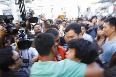 20150214-เลือกตั้งที่ลัก -78 (Sora_Wong69) Tags: people thailand bangkok protest police liberalism activist politic assembly coupdetat nonviolenceaction supportelection