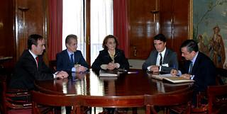 20150325 Adhesión al Código PAOS de Dulcesol y Grupo Fromagerie-Bel España
