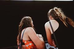 Sydney Train Station (Kuo BoYin) Tags: girls train pentax au sydney platform australia snap trainstation nsw gr aussie ricoh ricohgr vsco vscofilm vscocam