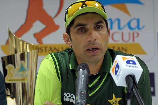 Cricket: Misbah hopes Pakistan handle flights and fights