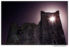 The moon though the tower window (Henry Booth Photography) Tags: moon lake get tower night lens stars found this was is photo other exposure gun with ride little witch district side flash trying more wise his got much around but another had flashing could bit result challenge flair rid lightroom admit arnside i