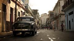 Streets of Havana - Cuba (IV2K) Tags: street vintage sony havana cuba centro castro caribbean cuban habana kuba lahabana rx1