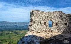 Utvrda Prozor, Vrlika (Milan Z81) Tags: croatia fortification fortress hrvatska prozor dalmacija vrlika utvrda