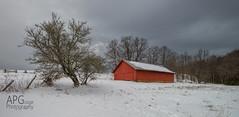 Blue Ridge Parkway Barn (APGougePhotography) Tags: mountain snow mountains detail barn nc nikon north northcarolina carolina boone blueridgeparkway topaz d600 denoise topazlabs nikond600 topazdenoise topazdetail topazclarity phototshopcc