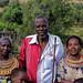 Samburu tribe family, near Maralal