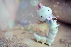 Confetti - Chouchou Valentine Limited Edition Ice Blue (Nickocha) Tags: blue ice ball doll dolls confetti bjd k6 chouchou nympheas jointed
