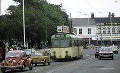 Blackpool tram 627 (jc_snapper) Tags: tram brush streetcar blackpool fleetwood strassenbahn tramvaj