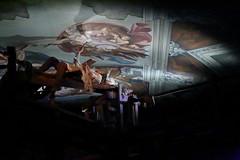 EPCOT - Spaceship Earth (lhbrizzante) Tags: adam canon orlando epcot florida earth creation spaceship wdw michelangelo 6d 24105l ef24105mmf4lisusm