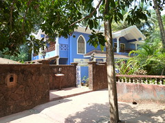 Amberlair Boutique Hotels (amberlair) Tags: travel blue india stone goa laterite boutiquehotel