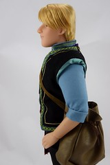 Limited Edition Kristoff 18'' Doll - Disney Store Purchase - Deboxed - Midrange Right Side View (drj1828) Tags: standing frozen us doll collectible purchase limitededition disneystore kristoff posable 18inch deboxed