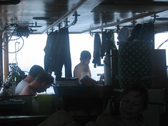On a Liveaboard Similan Islands Thailand
