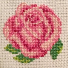 Almost finished (jenn2d2) Tags: crossstitch crafts