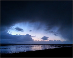 Dee estuary (Toby Howard) Tags: england unitedkingdom birkenhead gb