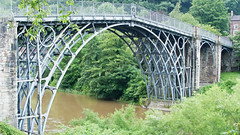 THE IRONBRIDGE (Barrytaxi) Tags: bridge river iron ironbridge severn photoblog photoaday 365