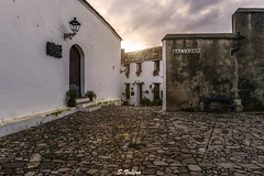 Sunset village (svg74) Tags: village sunset piedra atardecer pueblo landscape paisaje rural andaluca andalusia architecture arquitectura house antiguo antique medieval castellardelafrontera cdiz spain espaa andalusianvillage