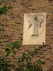 IMG_6892 Egmond / Niederlande (Traud) Tags: holland church kirche monastery kloster niederlande egmond benediktinerinnen stlioba