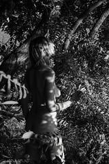 Return to nature. Sunlight II (Anna Atlas) Tags: summer blackandwhite sunlight nature girl monochrome nude artwork fineart sensual fineartphotographer