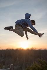 Jumpman  #Lansing #Portrait #JumpMan #Sunset #MagicHour #GoldenHour #SkyPorn #Sky #Urban #UrbanExplorer #Urbex #LansingMichigan #Michigan #PureMichigan (kallyone) Tags: sunset portrait sky urban michigan lansing magichour goldenhour lansingmichigan jumpman urbex skyporn urbanexplorer puremichigan