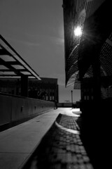 Sony A77-LAUSA_28 (Stewcy Productions) Tags: roof dolby theatre hollywood losangeles la ca california blackandwhite bw sky sun shade light contrast sony sonyphotographing sonya77shooter sonyshooter photographing america usa