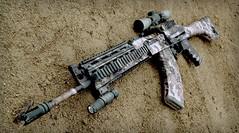 AK-47 Rifle Skin Kryptek HIghlander (GunkSkins) Tags: ak rifles assault guns mags weapons ak47 firearms kalashnikov tactical saiga tacticool gunskins