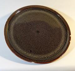 Dinner Plate (Neil Daly *) Tags: plate dinnerplate tenmoku temoku