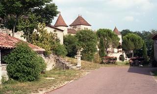 26 Château de Caix.