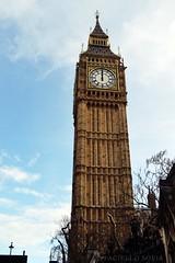 Big Ben (Sofia Paciello) Tags: london londra europa inghilterra england bigben architecture clock sky europe
