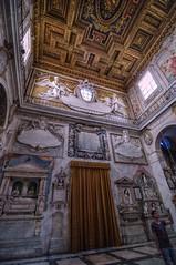 Santa Maria Ara Coeli portale (ansacariofoto) Tags: italy rome roma architecture churches chiesa atx116prodx tokina1116 nikond5000