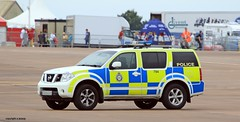police  J78A1876 (M0JRA) Tags: cars tattoo flying aircraft air jets police planes airshows riat
