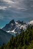 Vallée des Merveilles (Frédéric Fossard) Tags: nature vallée forêt sapin flancdemontagne ciel nuage cimes crêtes arêtes aiguillesdechamonix alpes hautesavoie france massifdumontblanc glacier grandscharmoz blaitière aiguilleduplan atmosphère