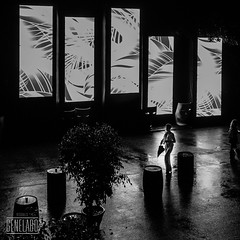white lady (genelabo) Tags: party summer bw white black rain wall outdoor sommer towers havana cuba slide vj led projection sw welcome fest schwarz pani kuba p1 munic colourfull weis vjing genelabo