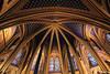 Sainte-Chapelle du Palais (tomosang R32m) Tags: paris france church gothic chapel stainedglass romain saintechapelle フランス catholique パリ ステンドグラス 教会 ゴシック サント・シャペル ゴシック建築 saintechapelledupalais