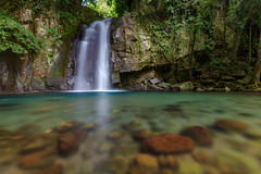 Pristine (gpqua) Tags: vera falls malinao water landscape waterfall philippines albay crystal clear seascape river enchanting 550d 1018mm nisi 6stop filters