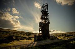 Groverake Mine (Blaydon52C) Tags: groverake mine disused buildings ruins industry mining lead rookhope weardale pennines durham abandoned rust decay moor moorland