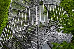 Spreehfe (3) (Lens Daemmi) Tags: berlin de spiral deutschland staircase wendeltreppe oberschneweide spreehfe