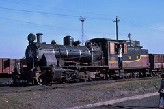 Pratapnagar shunter (Bingley Hall) Tags: asia india rail railway railroad transport train steam locomotive engine gujarat dhaboi 262 zb corpetlouvet pratapnagar narrowgauge kodachrome 26 western