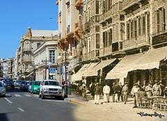 La Avenida Melilla antigua&actual pasado&presente (Trainspotting ML) Tags: melillaantiguaactual melillapasadopresente melilla pasado presente antigua actual avenidamelilla calleprincipalmelilla