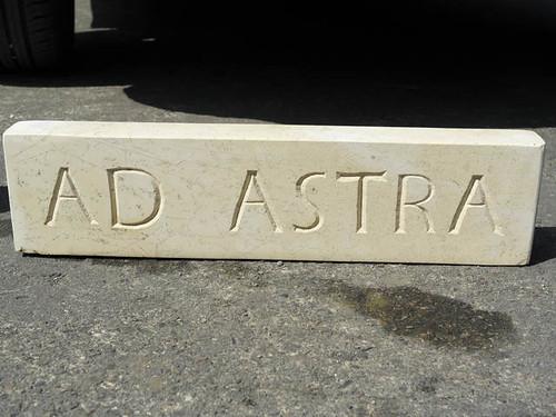 Lettering in Stone