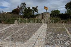 60070669 (wolfgangkaehler) Tags: 2016 southamerica southamerican ecuador ecuadorian quito quitoecuador ecuadorhighlands quitsatoequatormonument cayambe equator equatormarker northernhemisphere southernhemisphere equatorline