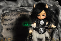Skyrim_3 (Mista-Oro) Tags: fairyland pukipuki dreaming lily dovahkiin skyrim cosplay bjd doll elderscrollsv