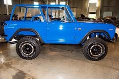 1969 Ford  Bronco (A  Train) Tags: ford fordbronco bronco 4x4 blue offroad 1969 302 nikond750 nikon