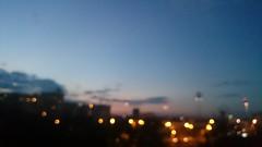 City lights (mariaradu99) Tags: bucharest city lights colors colorful sky sunset clouds beautiful amazingview romania citylights