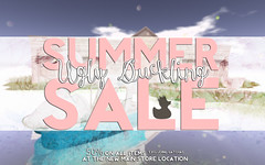 {ud} SUMMER SALE 50% (LOTUS. & Ugly Duckling) Tags: sl second life kids family adult eyes shoes heels pretty dreamful summer sale new ugly duckling lotus event creative milky way eye