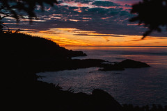 Bold Coast, ME (rsieber82) Tags: maine bold coast hiking backpacking camping cutler me eastcoast coastal atlantic ocean wilderness outdoors nature canon 5d mkii helios 442 58mm f2 trees sunrise sunset dawn dusk
