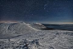 Ben Mor Coigach (bradders29) Tags: benmorcoigach sgurranfhidhleir night stars coigach assynt scotland grahambradshaw snow winter