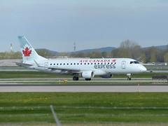 C-FFYG E175 Trudeau (ZD703) Tags: cffyg embraer e175 embraere175 embraer175 aircanada skyregionalairlines aircanadaexpress montreal trudeau montrealtrudeauairport