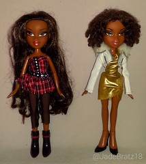 New Dolls 22.08.2016 (JadeBratz18) Tags: bratz passion4fashion passion fashion fashiondoll doll dolls onlybratzarebratz girlz really rock designed by sasha afro bighair jadebratz18 itsgoodtobearealbratz