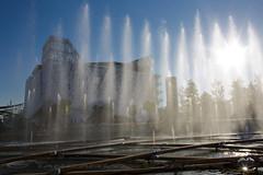 Palazzo Italia & water (Giancarlo Bruss) Tags: alberodellavita experience milano treeoflife water acqua palazzoitalia italypalace expo exposition